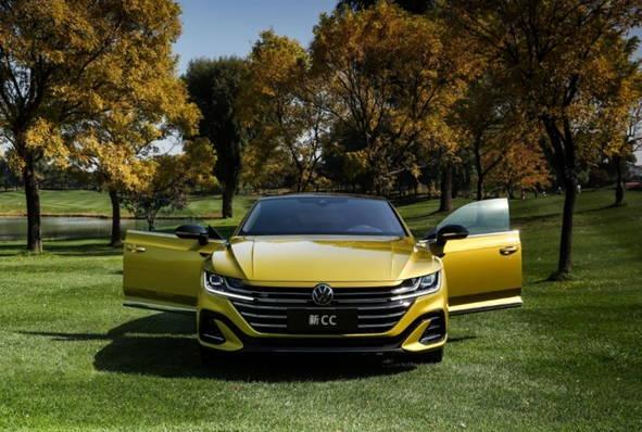 运动轿跑的神级存在,段宁力推一汽-大众三厢轿跑新CC!